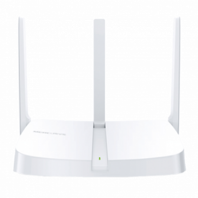 MERCUSYS Ruter MW305R-v2  Wireless, 802.11 n, do 300Mbps, 2.4 GHz