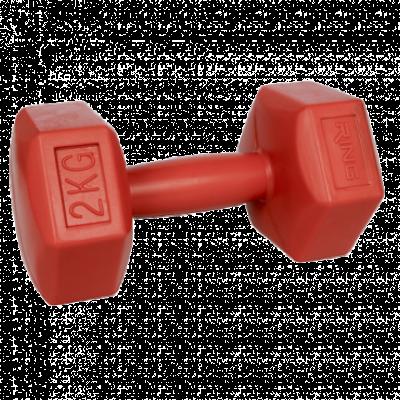 RING bučica 1x2kg RX PD-2  Crvena