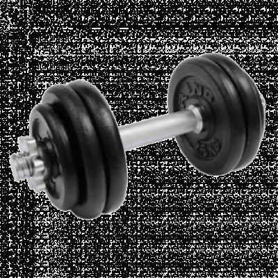 RING bučica 1x15 kg - RX BUC15L-1  Crna/Srebrna