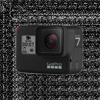 "GOPRO HERO7 Black - CHDHX-701-RW,  CMOS, 2"", 3840 x 2160 (4K), 12 MP"