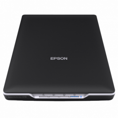 EPSON Skener Perfection V19  A4 skener, položeni, CIS, do 4800dpi