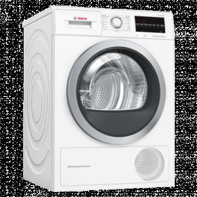 BOSCH Mašina za sušenje veša WTW85461BY   Kondenzaciono sa toplotnom pumpom, A++, 9 kg