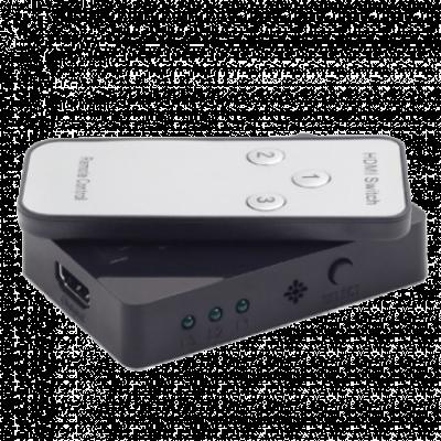Oprema za A/V GEMBIRD HDMI Switch 3 u 1 - DSW-HDMI-34,