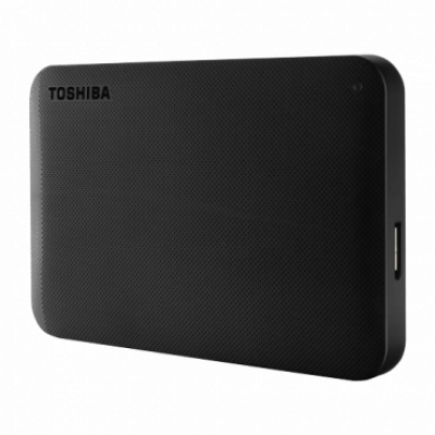"TOSHIBA HDD Canvio Ready 1TB HDTP210EK3AA Eksterni HDD  1TB, Crna, 2.5"", USB 3.0"