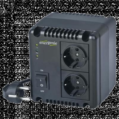 Korektor napona GEMBIRD EG-AVR-1001 - 2162,  1000VA/600W, 140-270 VAC, 220VAC +/-8%, 50 Hz