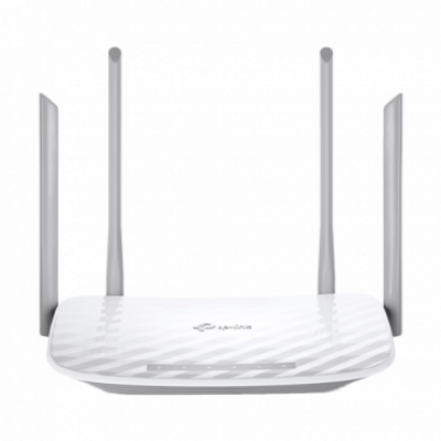 TP-LINK Ruter Archer A5  Wireless, 802.11 a/ac, do 867Mbps, Dual Band (2.4 GHz & 5 GHz)