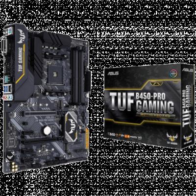 Matična ploča ASUS TUF B450-PRO GAMING  AMD, AMD® AM4, AMD® B450
