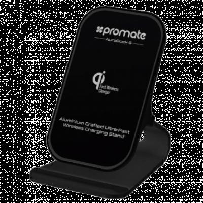 PROMATE Bežični punjač AuraDock-5 - GPS00734  Kućni bežični punjač, USB Tip C, 5V / 9V, 2 A / 1.8 A