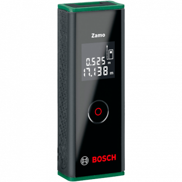 BOSCH Laserski daljinomer ZAMO III - 0603672700  635 nm, od 0.15 do 20 m, ± 3,0 mm, 0,5 s