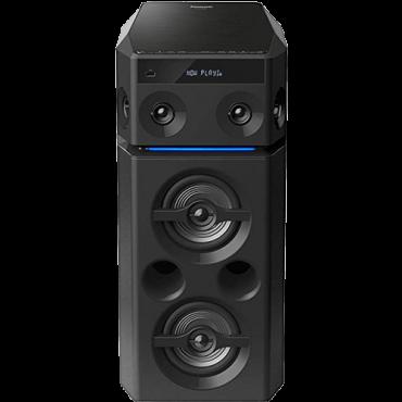 PANASONIC Bežični zvučnik SC-UA30E-K  300W, Bluetooth, 220 - 240V, 50/60Hz, Crna