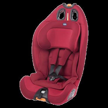 CHICCO Auto sedište Gro-Up Red Passion  U pravcu kretanja, 9-36 Kg, 9 meseci - 12 godina, Univerzalno