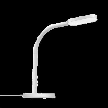 Mi Bežična stona LED lampa  Metal/Plastika, Bela, Integrisani LED, LED