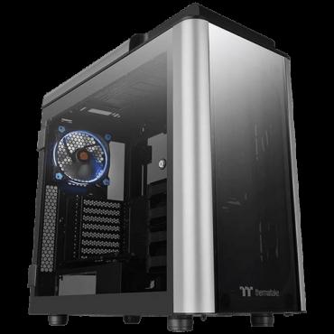 THERMALTAKE kućište LEVEL 20 GT - CA-1K9-00F1WN-00  Full Tower, Micro-ATX, Mini-ITX, ATX, E-ATX , Bez napajanja, Crna/siva