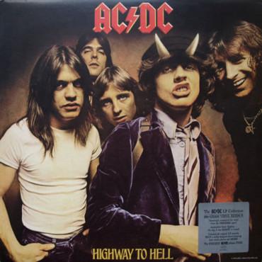 AC/DC – Highway To Hell,  Epic, Jedna ploča, Album, Rock