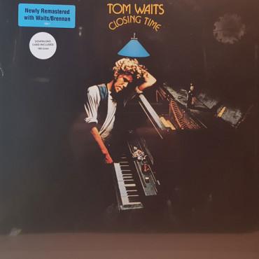 Tom Waits – Closing Time,   Anti, Jedna ploča, Album, Jazz