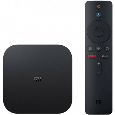 XIAOMI Mi Box S  Android TV Box, 2GB, 8GB, Crna