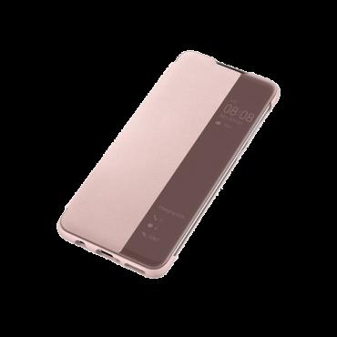 HUAWEI Preklopna futrola Smart View  Futrola sa preklopom, Huawei P30 lite, Roze