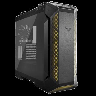 ASUS kućište TUF Gaming GT501 (Crno)  Midi Tower, Micro-ATX, Mini-ITX, ATX, E-ATX , Bez napajanja, Crna