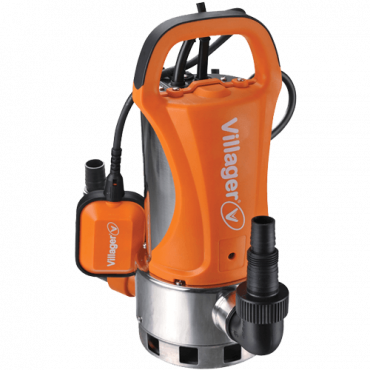 VILLAGER potapajuća pumpa za vodu VSP 18000 I  1100W, 7.75 kg