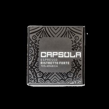 CAPSULA kapsula za Nespresso RISTRETTO FORTE 1/10  Kompatibilne sa Nespresso aparatima