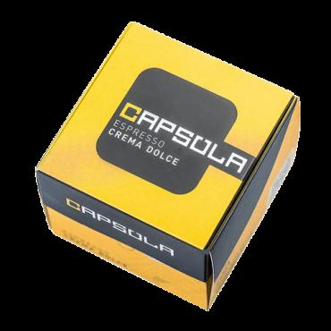 CAPSULA kapsula za espresso CREMA DOLCE 1/10  Kompatibilne sa Nespresso aparatima