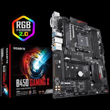 Matična ploča GIGABYTE B450 GAMING X  AMD, AMD® AM4, AMD® B450