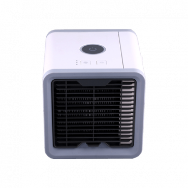 ELIT mini ventilator AC-18  Stoni, Bela, 10 W
