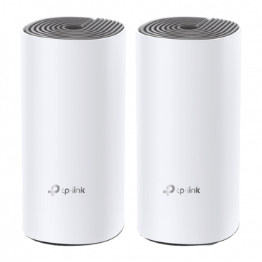 TP-LINK DECO M4 AC1200 Home Mesh Wi-Fi Sistem  Access Point, 802.11 a/ac, do 867Mbps, Dual Band (2.4 GHz & 5 GHz)