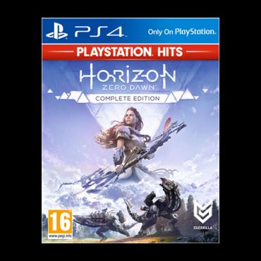 Igra PS4 Horizon Zero Dawn Complete Edition PlayStation Hits  Akciona RPG, PEGI 16