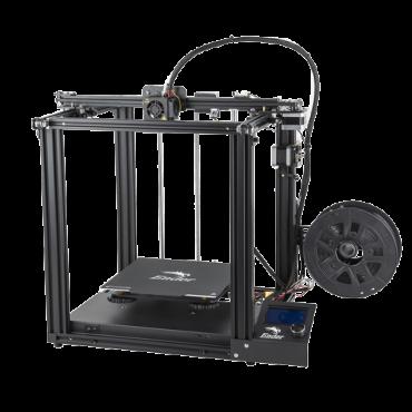 CREALITY 3D štampač Ender 5  FDM (Fused Deposition Modeling), 180 mm/s, 220 x 220 x 300 mm, 0.2 - 0.4 mm