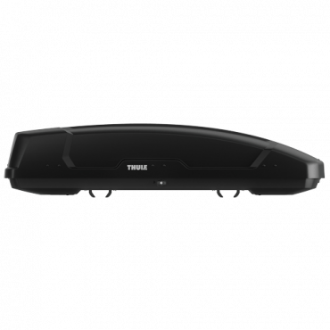THULE krovna kutija Force XT Sport Black Aero - 635600   Krovne kutije, 300 l, PowerClick, Central lock