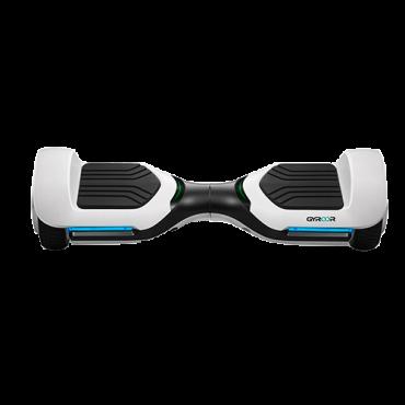 "GYROOR Hoverboard G1 Silver  6.5"", Srebrna, 8-12 km/h, 2 x 200 W"