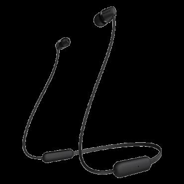 SONY bežične bubice WI-C200 (Crne) - WIC200B.CE7  Bluetooth, do 15 sati, 20Hz - 20KHz