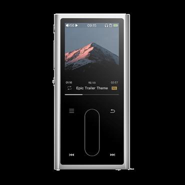 """FIIO Digitalni plejer MP3MP4 (crni) - M3K BL  2"""", 5 - 90 000 Hz (-3dB), 3.5 mm"""