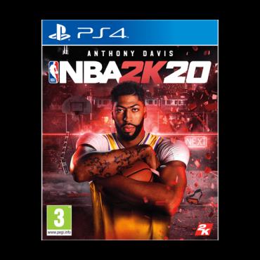 Igra PS4 NBA 2K20 Standard Edition  Sport, PEGI 3
