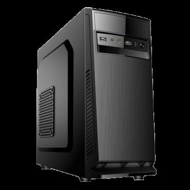 Računar GIGATRON AURORA STANDARD TWIGGY  AMD APU E1 serija, 4GB DDR3 1600 MHz, 240GB SSD, Integrisana AMD Radeon HD 8240