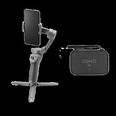 DJI Štap za selfi Osmo Mobile 3 Combo  Gimbal, Siva, Bluetooth Low Energy 5.0, 200 +/-30