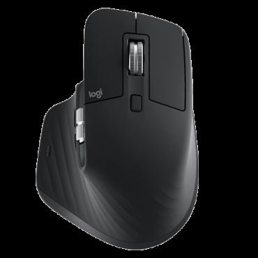 LOGITECH bežični miš MX MASTER 3 (Graphite - Crni) 910-005694