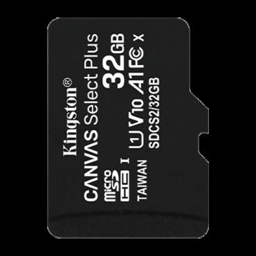 Memorijska kartica KINGSTON Memorijska kartica MicroSD 2x32 GB - SDCS2/32GB-2P1A -   microSD, 32GB, UHS U1