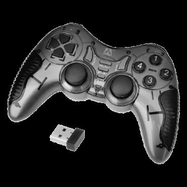JETION gamepad JT-GPC028 (Sivo/Crni)  Wireless, Windows, PlayStation, Android