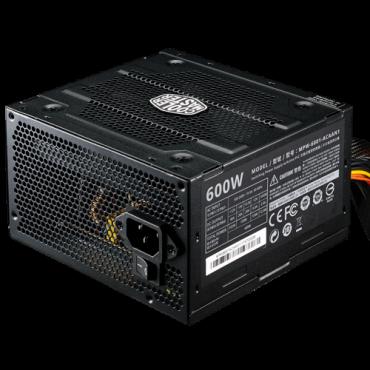 COOLER MASTER napajanje 600W ELITE V3 - MPW-6001-ACAAN1  600W, Standardno, ATX (PS2) , do 75% efikasnosti