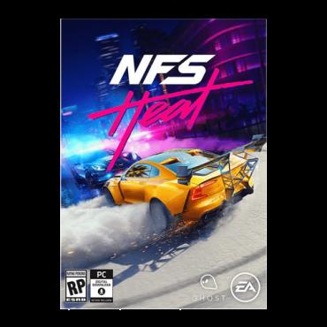 Igra PC Need for Speed Heat - NFS Heat  Vožnja, PEGI 16