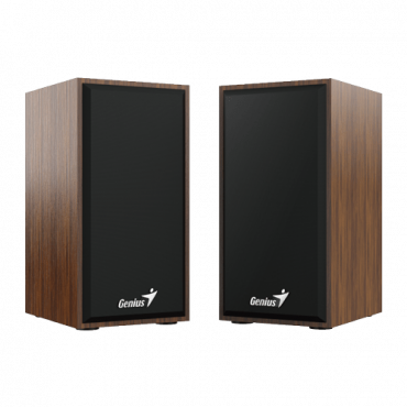 GENIUS zvučnici za računar SP-HF180 2.0 (Braon)  2.0, 6W, 150Hz-20KHz, 4 Ohm