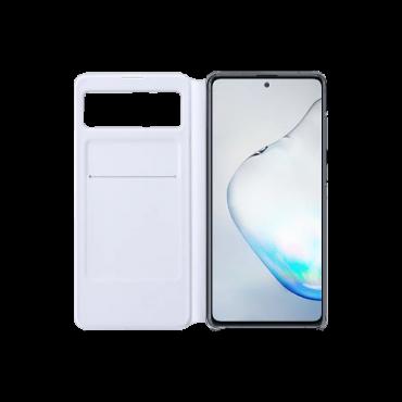 SAMSUNG Preklopna futrola za Galaxy Note 10 Lite (crna) EF-EN770-PBE  Futrola sa preklopom, Note 10 Lite, Crna
