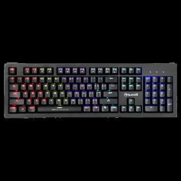 MARVO Gejmerska tastatura SCORPION KG916 (Crna)  USB, Mehanički tasteri, EN (US), 1,6 m