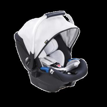 Hauck Auto sedište iPro baby crna/bela - A030423  0-13 Kg, Crna/Bela