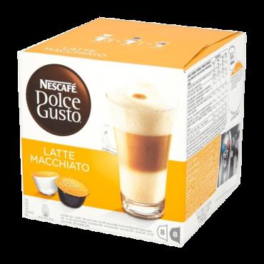 DOLCE GUSTO Kapsule Latte Macchiato  Kompatibilne sa Dolce Gusto aparatima