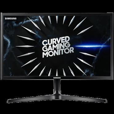 "Monitor SAMSUNG Gejming monitor 24 CRG5 Zakrivljen - LC24RG50FQUXEN  23.5"", VA, 1920 x 1080 Full HD, 4ms"