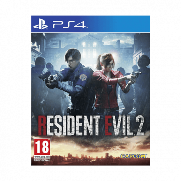 Igra PS4 Resident Evil 2  Akciona, PEGI 18