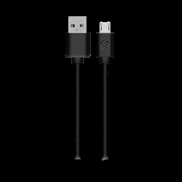 S-LINK MicroUSB kabl KC13S (Crna)  USB Kabl, USB-A, Micro USB, 1 m